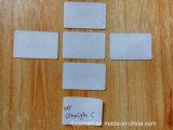 Het Inlegsel van de Spaanders RFID van identiteitskaart van het anti-Metaal ultralight-C van HF NXP etiketteert Stickers