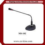 Ms102 Gooseneck Microfoon de Van uitstekende kwaliteit van de Vergadering van de Microfoon