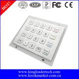 Clavier numérique en métal d'USB pour le kiosque avec la matrice 5X4