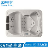 Monalisa 4 Persoon 2 Pillow Massage Tub SPA