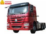 Sinotruk HOWO 6X4のトラクターのトラックの熱い販売