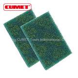 Green Green Green Scouring Pads