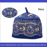 Chapéu muçulmano do turbante árabe islâmico do chapéu feito do material de feltro de lãs