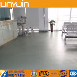 Estera del PVC Flooring/PVC, hospital usado, suelo sano del vinilo