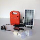 Sonnenkollektor-System der Qualitäts-20W für im Freienbeleuchtung