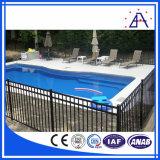 Rete fissa di alluminio all'ingrosso della piscina