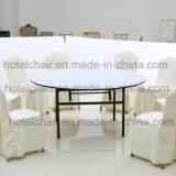 신제품 호텔 연회 테이블과 덮개