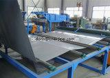 Tipo liso trazador de líneas 1m m del PVC Geomembrane