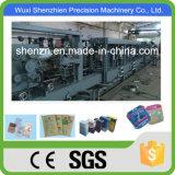 Dello SGS linea di produzione automatica del sacco di carta in pieno per cemento