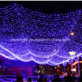 Decorazione LED di Natale netto Luce esterna Garden Party