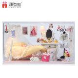 Chambre de poupée coréenne de princesse Wooden Mini de type