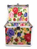 専門開いた花模様アルミニウムフレームのアクリルの構成ボックスを選抜しなさい