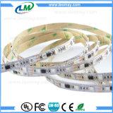 IP68 impermeabilizan las tiras RGB de Ws2811 LED con color mágico