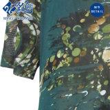 Falda suave atractiva escotada de las señoras del Redondo-Collar flojo de la Mediados de-Funda del Mezclado-Color