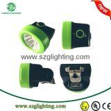 高い発電のクリー族3Wコードレス抗夫のヘッドライト