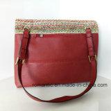 Gesponnene Handtaschen der Markendesign-Form-Dame-PU Leder (NMDK-032803)