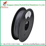 filamento de aluminio del metal 0.5kg para la impresora 3D (1.75mm/3m m)
