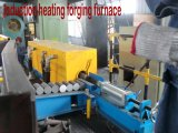 Fornalha do forjamento do aquecimento de indução para os parafusos e o tratamento térmico Nuts
