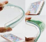 3D Eiscreme mit besprüht Deckel des Funkelnquicksand-Raum-TPU
