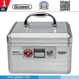 Lockable коробка держателя уплотнения с портативной ручкой для пользы B8049 офиса