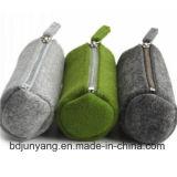 Мешок компьтер-книжки войлока/хозяйственная сумка войлока/цветастый Handmade мешок пер войлока