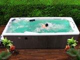 Ce approuvé d'individu de nettoyage de STATION THERMALE autonome de natation