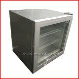 Congelador de vidro