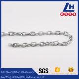 """1/8 """" - 1 """" catena a maglia d'acciaio galvanizzata delicata ordinaria con breve/medio/lungamente si collega"""