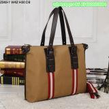Bolsa especial da carteira do couro o mais novo da forma dos homens do fabricante/único saco de ombro