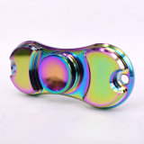 Antianxiety Reduce Pressure Wreak Colorful Fidget Finger Spinner Top Toy Aluminium Style EDC Céramique