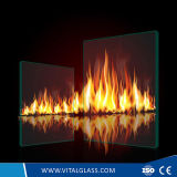 Building&の構築のための薄板にされた耐火性ガラス