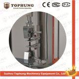Altos materiales de Universalel precisan la máquina extensible de la prueba de la resistencia de flexión de tres puntas (TH-8201S)