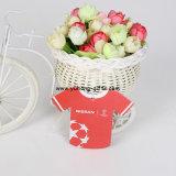 Ambientador de aire automático del papel de algodón del olor de la fresa para la camiseta (YH-AF148)