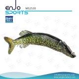 マルチ接合された採取のリアルな魅惑の深く潜水できる堅い魅惑の釣り道具(MS2530)