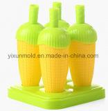 Подгонянный отлитый в форму Popsicle льда Lolly качества еды пластичный с ручками
