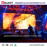 Video schermo di visualizzazione pieno locativo esterno dell'interno della parete di colore LED che fa pubblicità a P2.976/P3.91/P4.81 per la fase di esposizione di eventi