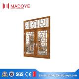 Finestra di alluminio della stoffa per tendine di vendita calda per la casa fatta in Cina