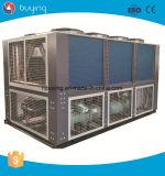 바닷물 반대로 부식 도금 기업을%s 공기에 의하여 냉각되는 나사 냉각장치