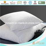 Materiale da otturazione interno dell'ammortizzatore economico dell'hotel con la piuma bianca dell'oca o dell'anatra