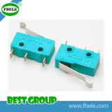 Mini micro interruttore 5A 250VAC/micro fabbricazione senza fili dell'interruttore con approvazione di TUV