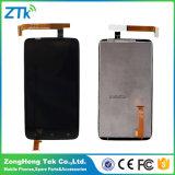 Индикация LCD телефона замены для экрана касания HTC одного x