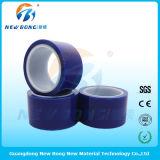 Blaues Band für Glasplatte-Plastikvorstand