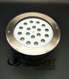 luz do diodo emissor de luz 18W para aplicações subterrâneas ao ar livre