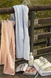 Grande tovagliolo 100% di spiaggia su ordinazione del cotone poco costoso dei commerci all'ingrosso