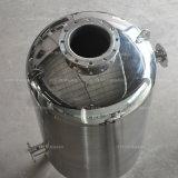 Tank de van uitstekende kwaliteit van de Opslag van de Druk van het Roestvrij staal