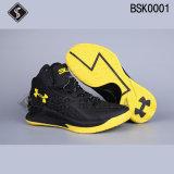 El baloncesto del estilo de la manera se divierte los zapatos y los cargadores del programa inicial para los hombres