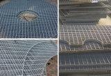 Grata d'acciaio a forma di galvanizzata del TUFFO caldo dal fornitore professionista