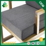 チーク(ZSC-28)の単一の寝室のための標準的なビーチチェア