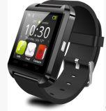 Intelligentes Telefon der Uhr-U8 mit Bluetooth Silikon-Armbanduhr-intelligentem Armband