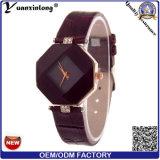 La señora reloj, aleación de la muñeca de Direcly de la fábrica Yxl-158 califica el reloj, fabricante del reloj de la alineada de las señoras de la voga del cuarzo de la manera